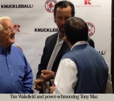 Tim Wakefield, Tony Masseroti